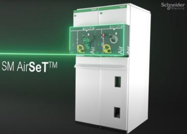 Gama SM AirSeT de Schneider Electric