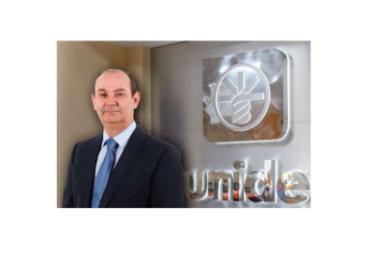 Carlos Jiménez, presidente de Unide