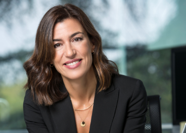 Esther García, de L'Oréal