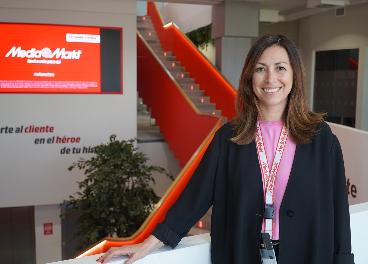 Lori Hernández, de MediaMarkt