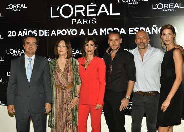 L'Oréal Paris, con la moda española