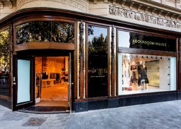 tienda Adolfo Domínguez