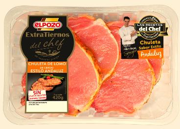 ExtraTiernos del Chef, novedad de ElPozo