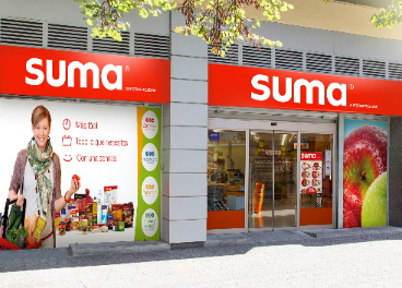 Fachada de SUMA (GM Food)