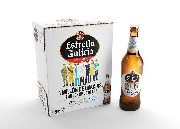 Edición especial de Estrella Galicia