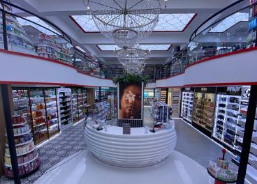 Flagship store de Primor en Granada