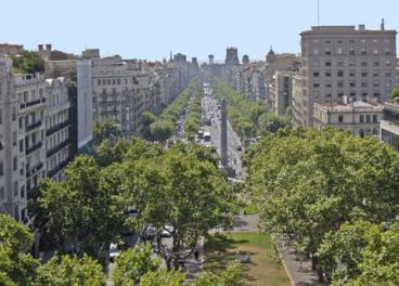 La agonía del comercio en Cataluña