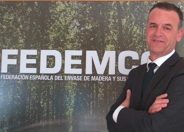 Alberto Palmí, director gerente de Fedemco