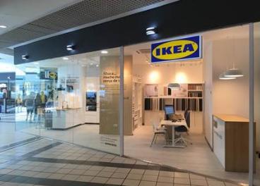 Ikea en CC La Sierra