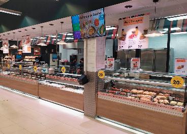 Vegalsa-Eroski amplía su mercaurante