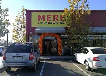 Las primeras tiendas de Mere en España