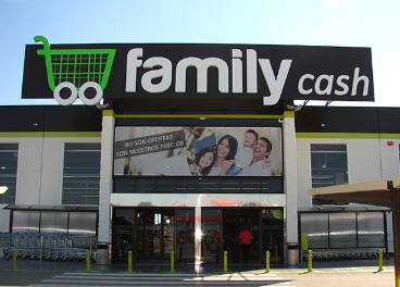 Family Cash Zaragoza