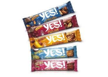 Nestlé lanza en España las barritas Yes!