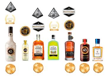 Premios para Zamora Company