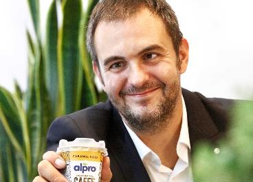 Roberto del Barrio, de Alpro (Danone)