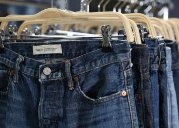 Pantalones denim de Gap