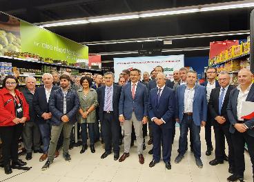 Vegalsa-Eroski e IGP Ternera Gallega