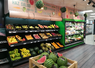 Supermercado de GM Food