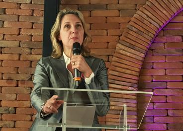 Marie Cheval, presidenta de Grupo Carmila