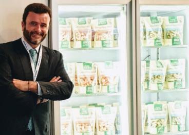 Elías Suárez, nuevo CEO de Krustagroup