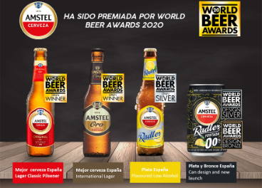 Heineken en los World Beer Awards
