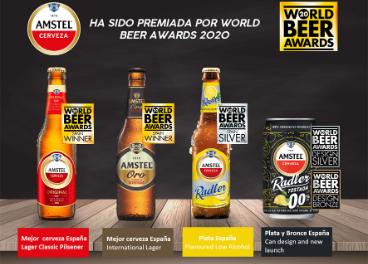 Heineken en los World Beer Awards