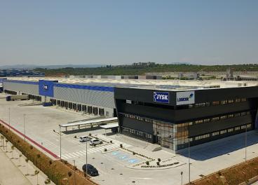 Nuevas instalaciones de JYSK en Cheste