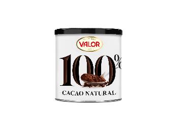 Nuevo Cacao 100% de Chocolates Valor