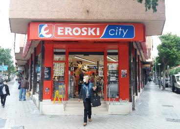 Franquicia de Eroski