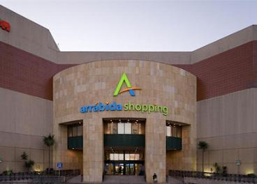 Centro comercial de Sonae Sierra en Portugal