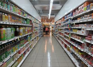 Mapa de España en retail y gran consumo