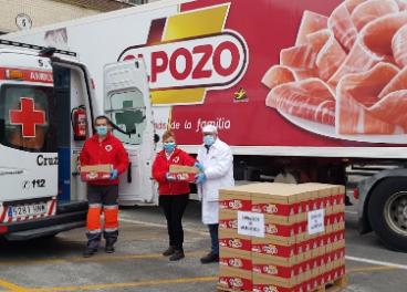 Donación de ElPozo