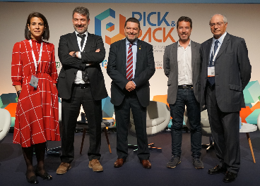 Inauguración de Pick&Pack