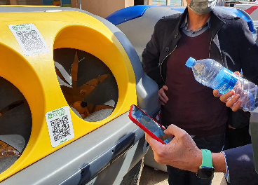 Ecoembes instala Reciclos en todas las CCAA