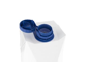 Envase con tapón unido Tetra Pak