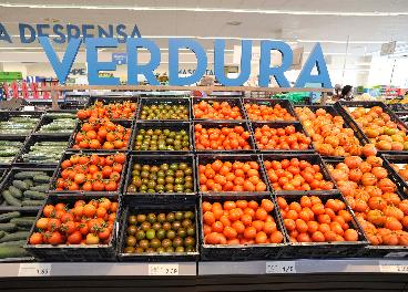 Tienda de Aldi en Alcobendas (Madrid)