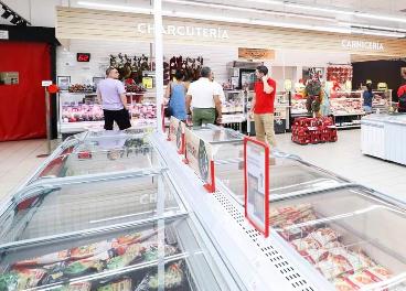 Square AM compra tiendas de Carrefour y Cash Lepe