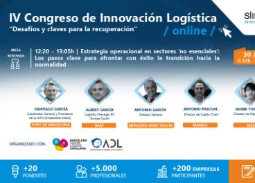Congreso de innovación logística