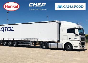 Proyecto de CHEP, Henkel y Capsa