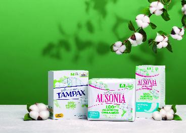 Cotton Protection de Ausonia y Tampax