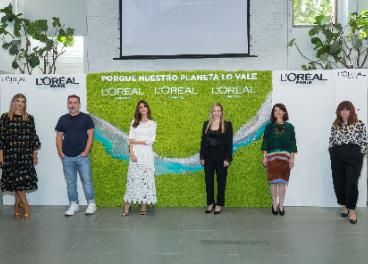 L'Oréal Paris impulsa la sostenibilidad