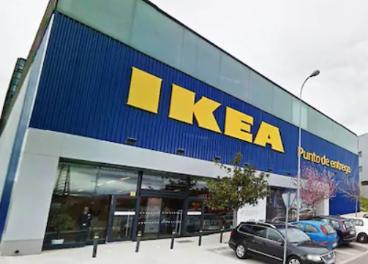 Punto de recogida de Ikea en Pamplona