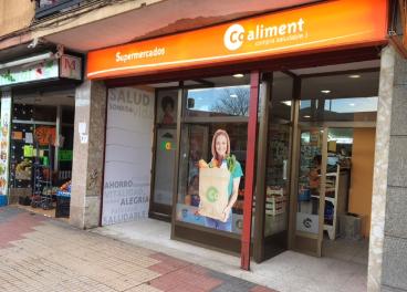 Supermercado de Coaliment Compra Saludable