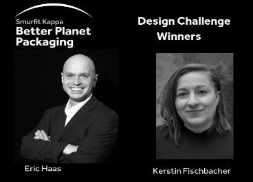 Ganadores de Smurfit Kappa Better Planet Packaging