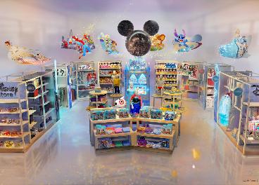 Shop-in-shop de Disney en Target