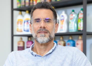 Aníbal Ayala, director general de Químicas Oro