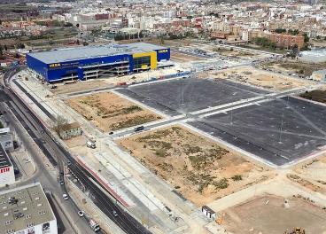 Alfafar Parc desarrolla su oferta comercial