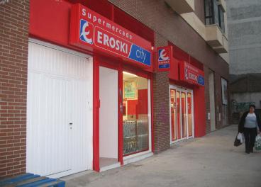 Eroski reabre un supermercado en vizcaya revista inforetail - Eroski iluminacion ...