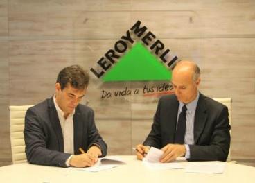 Leroy merlin elige socio de movilidad revista inforetail for Tarjeta socio leroy merlin